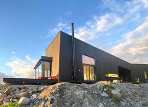 Senja Cabin on Designboom