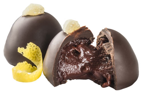 Lemon Tea Truffle