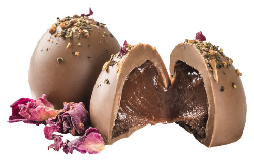 Rose Tea Truffle