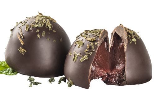 Mint Tea Truffle