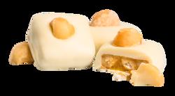 White Macadamia Toffee