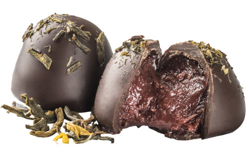 Earl Grey Tea Truffle