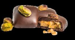 Dark Pistachio Toffee