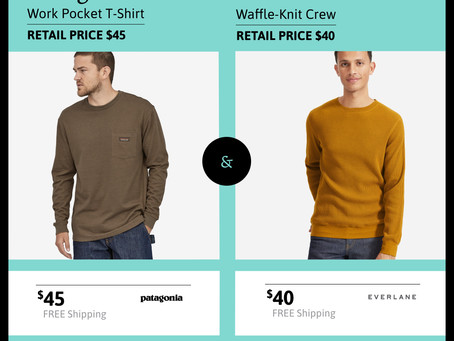 Patagonia & Everlane, Two Companies That Care