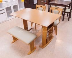 コンパクトダイニングテーブル&チェア