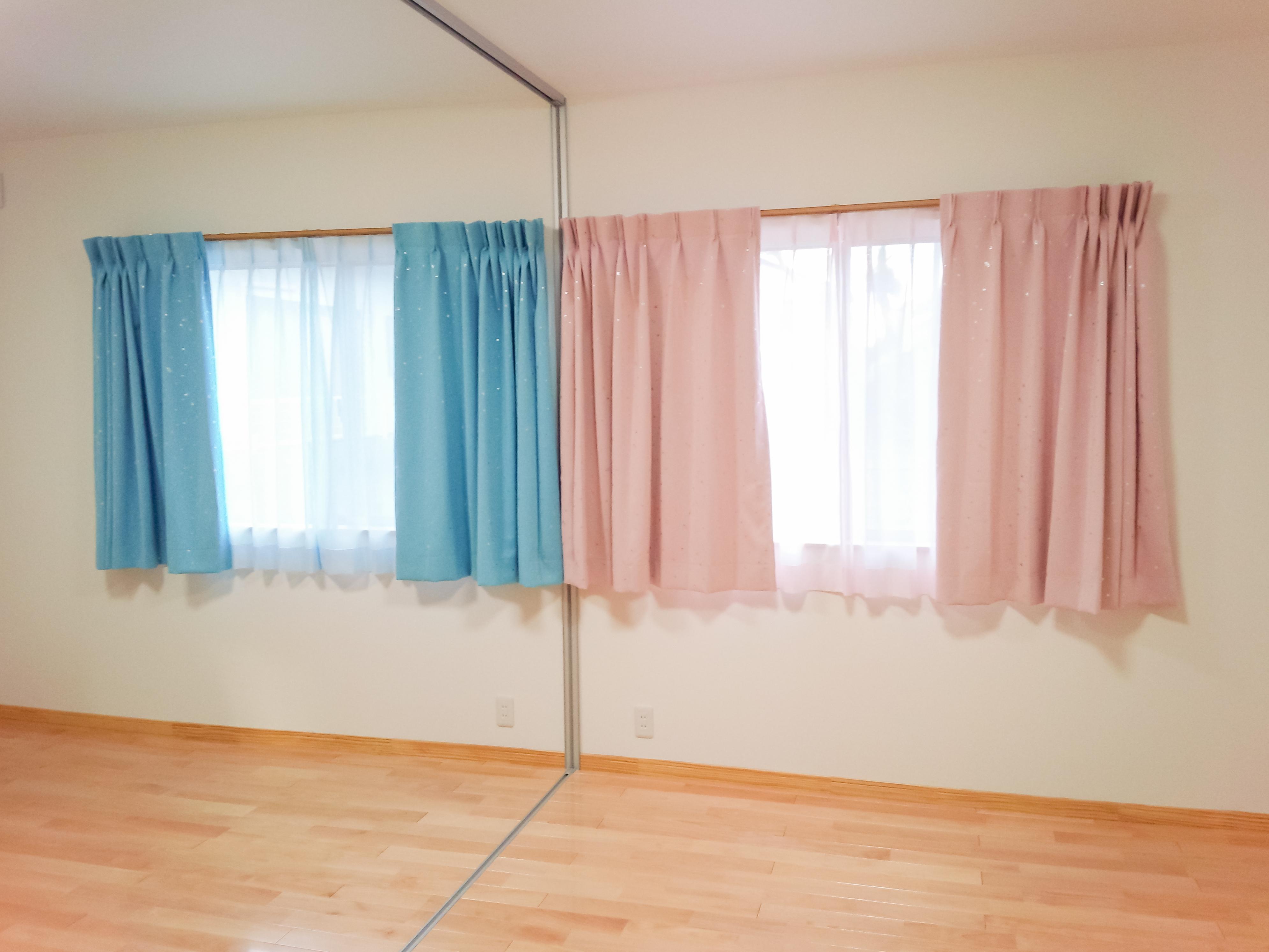 子ども部屋カーテン