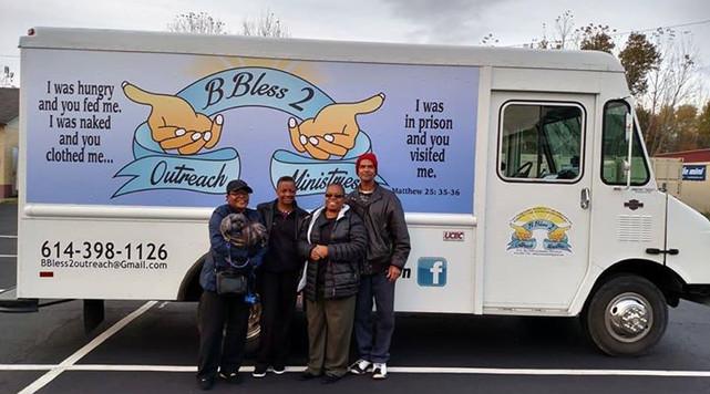 BBless2 Resource Van