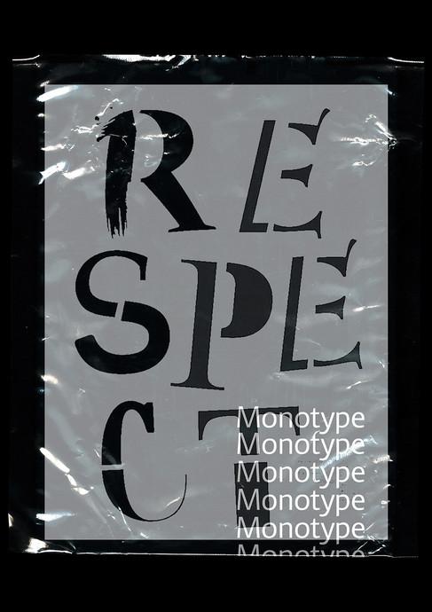 Monotype // Isonomy