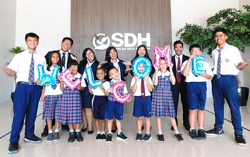 welcome sdh