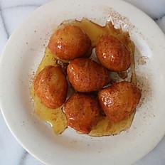"""Loukoumades """"Greek Donuts"""""""
