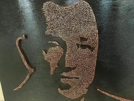 איאד ג'אברין  ארבע יצירות אמנות