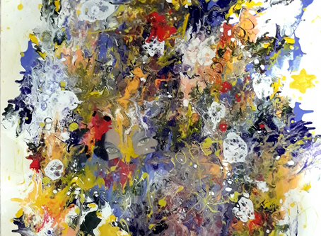 זהבה נטר | 6 מליון עיניים צהובות