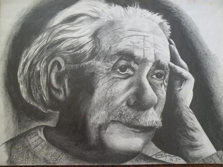 אוולין כץ |  בין איינשטיין למדע בשירה ובציור