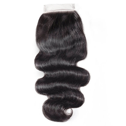 Body Wavy Closure 16""