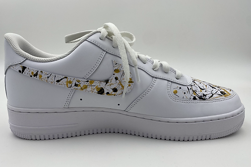 Womens Paint Splatter Nike Air Force 1