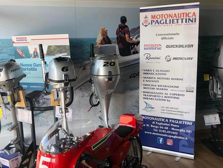 Salutiamo con grande piacere l'ingresso in ASSORMEGGI ITALIA della Motonautica Pagliettini