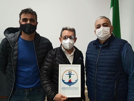 ASSORMEGGI ITALIA incontra Anton Albertoni