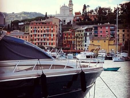 Pomeriggio al porto di Santa Margherita Ligure in visita alla Soc. AMMCHARTER di Michele Marchiori