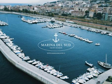 MARINAI SOLIDALI AL MARINA DEL SUD DI VILLA SAN GIOVANNI - ASSORMEGGI ITALIA PRESENTE