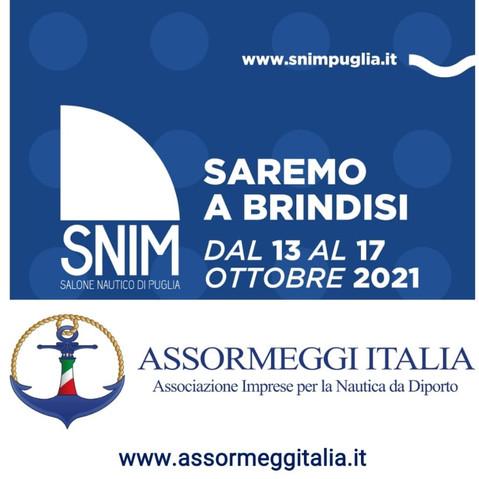 ASSORMEGGI ITALIA PRESENTE AL SALONE NAUTICO DI BRINDISI