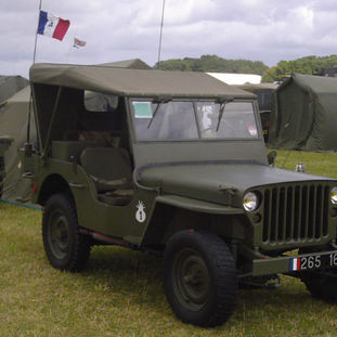 Hotchkiss M201 owned by Adrian Wykes