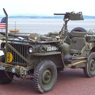 Willys MB - 1942 - owned by Martin Russell