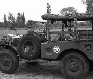 1944 Dodge WC52 - owned by David Wallis