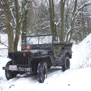 1942 Willys owned by Pip Robinson
