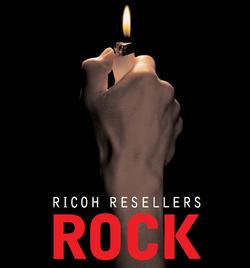 Ricoh Hand Model