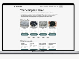 Your company store on Atomler is open