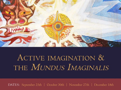 Active Imagination and the Mundus Imaginalis