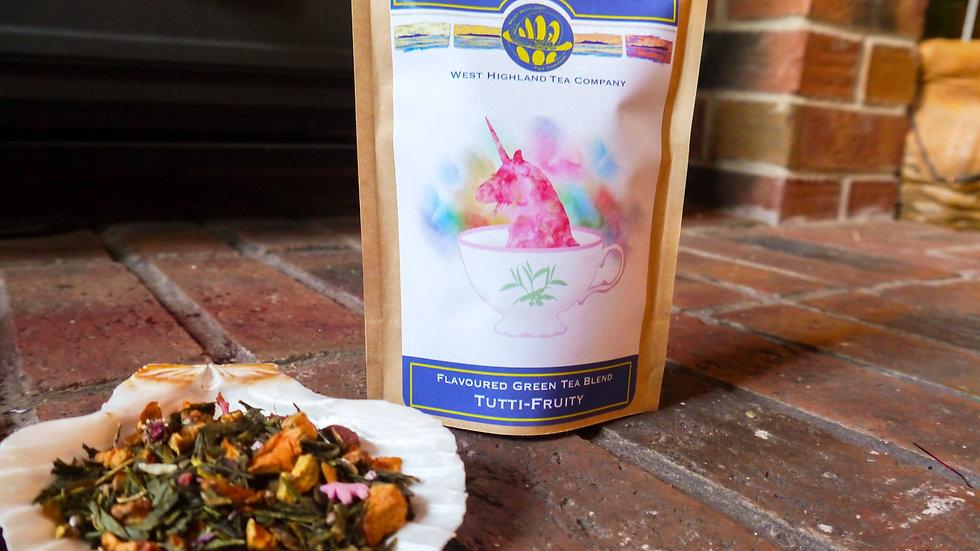 Flavoured Green Tea Blend - Tutti-Fruity