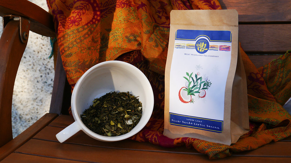 Silver Sands Exotic Sencha