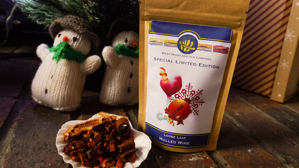 Mulled Wine 50g