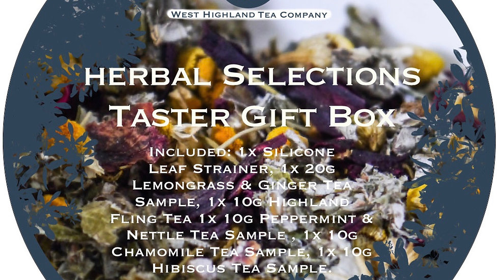 Herbal Selections Taster Gift Box