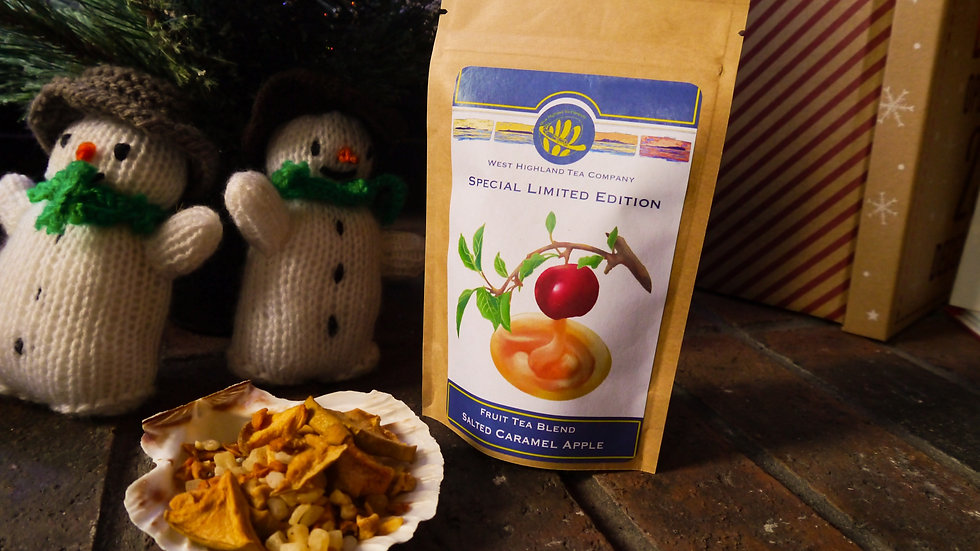 Salted Caramel Apple 50g