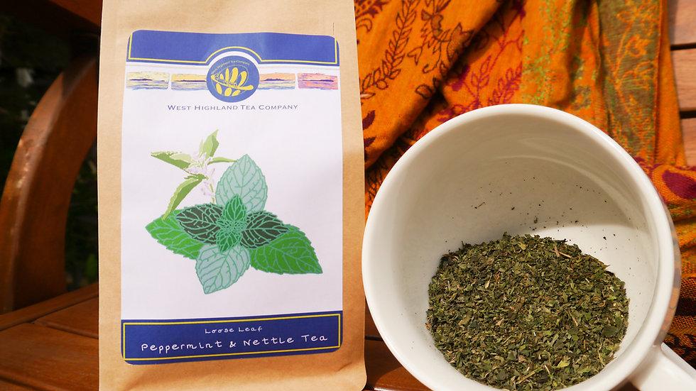 Peppermint & Nettle Tea