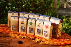 Pyramid Tea Bag Range