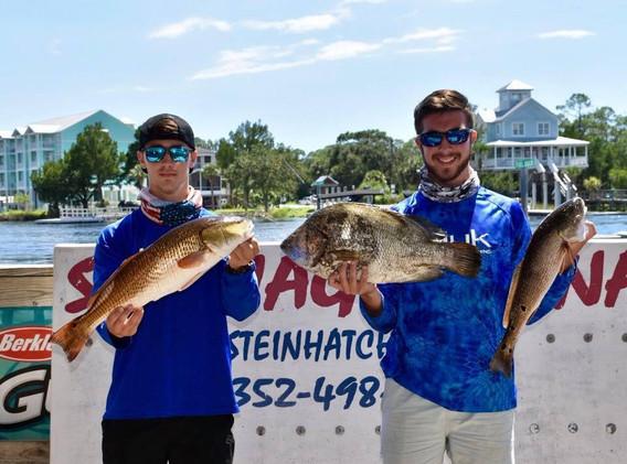 Heaviest Legal Fish - Cody Stewart - $50