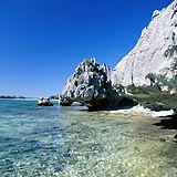 Beach Rocks