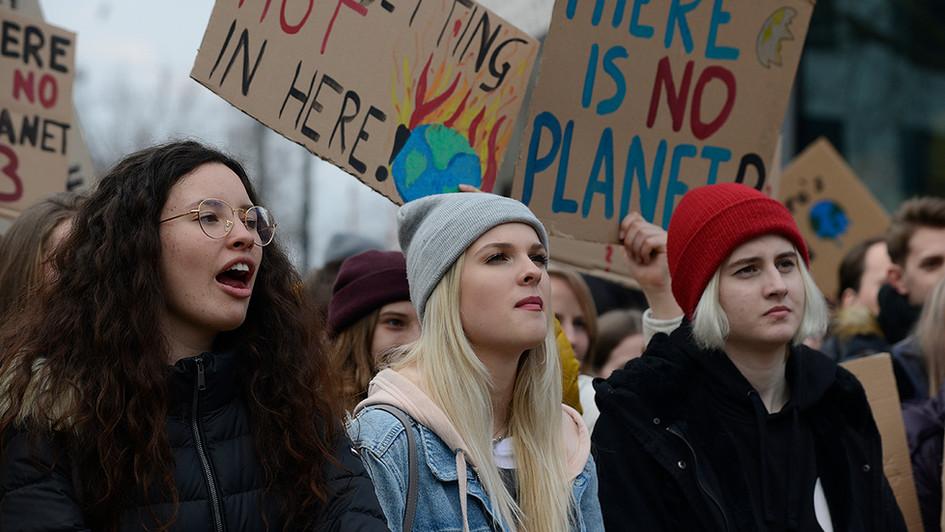 Klimastreik Bregenz 22.2.19