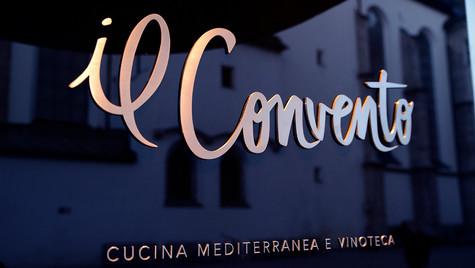 ristorante il convento