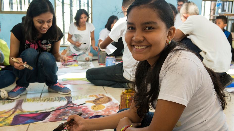 Nicaragua Projekt FUNARTE