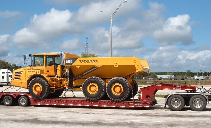Globe_Trailers_Lowboy_with_Volvo_A300.jp