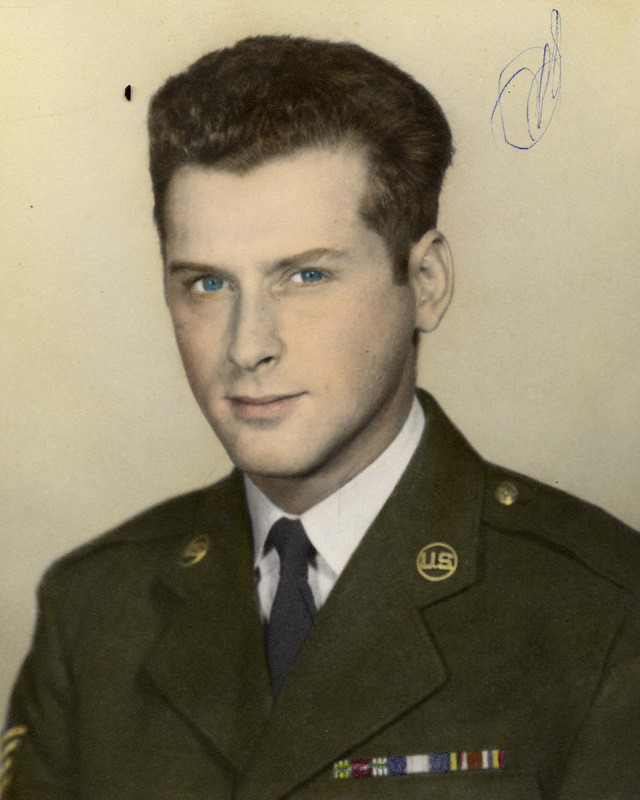 Father in law US Air Force