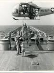 Great Uncle, and former U.S. Senator Hugh Doggett Scott Jr. Navy