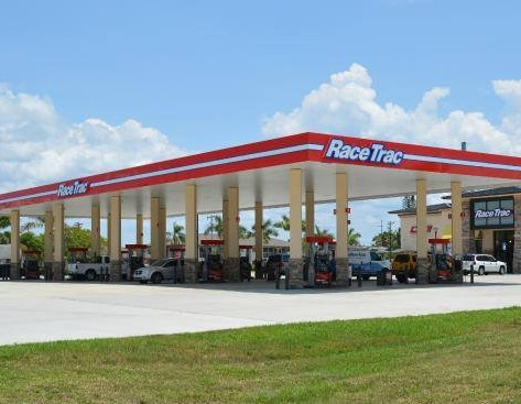 RaceTrac Design on S.R. 20
