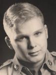 Father, Richard Scott Hill Army