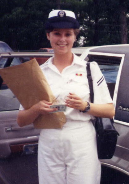 Sister in Law Navy