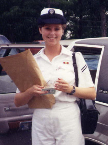 Sister in Law Navy